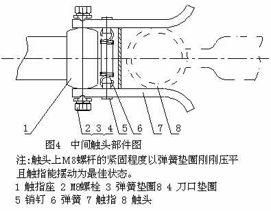 gw5-126户外高压隔离开关